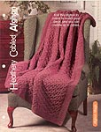 The Complete Knitting Collection: Heavenly Cabled Afghan