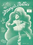 Mary's Dollies, Volume No. 5