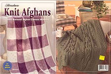 Herrschners Award Winning Knit Afghans, 2005