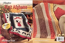 Herrschners Award Winning Knit Afghans, 2008