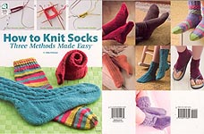HWB How To Knit Socks