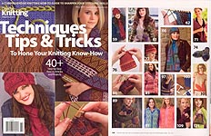 Creative Knitting presents Techniques, Tips, & Tricks to Hone Your Knitting Know- How