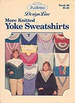 ForEvers More Knitted Yoke Sweatshirts