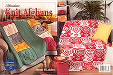 Herrschners Award Winning Knit Afghans, 2006
