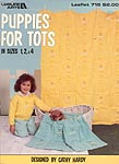 KNIT Puppies for Tots