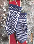 HWB Complete Knitting Collection: Snow Maiden Mittens