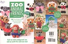 Annie's KNIT Zoo Animal Friends