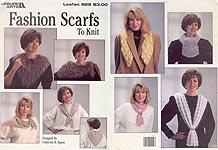 LA Fashion Scarfs to KNIT