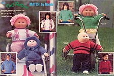 KNIT Doll Pattern Match by Nomis.