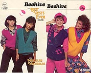 Beehive 66: KNIT the Best Vests Ever, Vol. 1