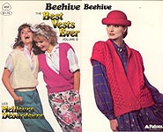 Beehive 468: KNIT The Best Vests Ever, Vol. II