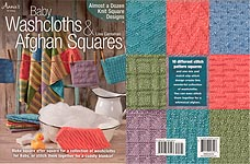 Annie's KNIT Baby Washcloths & Afghan Squares