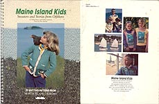 Maine Island Kids: Sweaters and Stories from Offshore