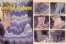 HWB Quick & Easy KNITTED Afghans