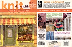 LA Knit Along With Debbie Macomber #11: The Shop on Blossom Street