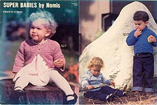 KNIT Super Babies by Nomis