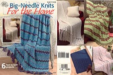ASN Big- Needle KNITS for the Home
