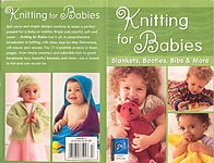 KNITTING For Babies: Blankets, Booties, Bibs & More