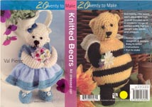 KNITTED Bears: All Dressed Up