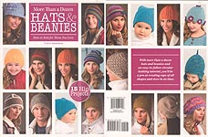 Annie's KNIT More Than A Dozen Hats & Beanies