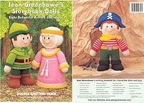 KNIT Jean Greenhow's Storybook Dolls