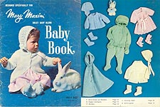 KNIT Mary Maxim Baby Book, Vol. 3