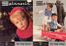 Spinnerin Very Young Fashions, Volume 169