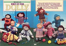 McCall's KNIT It For Dolly