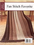 Herrschners KNITTED Fan Stitch Favorite