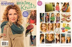 Creative Knitting Just- in-Time Knits