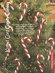 The Complete Knitting Collection: KNITTED Cord Candy Canes