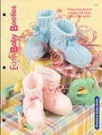 HWB Complete Knitting Collection: Easy Baby Booties