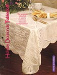 HWB Complete Knitting Collection: Holiday Diamonds Tablecloth