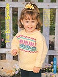 HWB Complete Knitting Collection: Tulip Basket Sweater