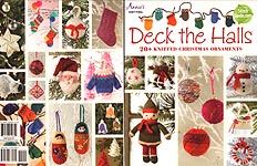 Annie's KNIT Deck the Halls