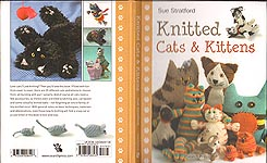 Sue Stratford KNITTED Cats & Kittens