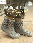 Annie's KNIT Walk of Fame Slippers