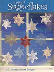 Jeanette Crews Knitted Snowflakes