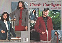 LA Classic Cardigans to Knit