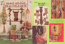 Hazel Pearson Handicrafts Mad About Macrame