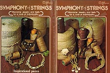 Craft Publications Inc. Symphony of Strings: Macrame Jewelry and Belts