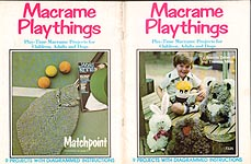 Designers Artistic Crafts Inc. Macrame Playthings