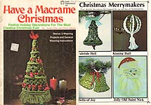 Craft Publications Have a Macrame Christmas