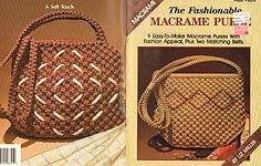 Plaid's The Fashionable Macrame Purse