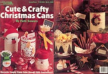 LA Cute & Crafty Christmas Cans