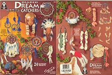Suzanne McNeill Designs Beaded Dream Catchers