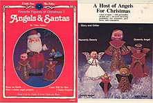 Plaid Angels & Santas