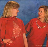 Aleene's Big Book of Crafts Christmas Fun Card 1: Festive Holiday Shirts