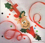 Aleene's Big Book of Crafts Christmas Fun Card 28: Jingle- Joy Banner