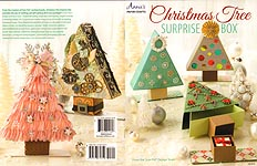 Annie's PAPER CRAFTS Christmas Tree Surprise Box